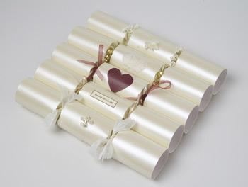 Hand made wedding crackers wedding crackers 1 solutioingenieria Gallery